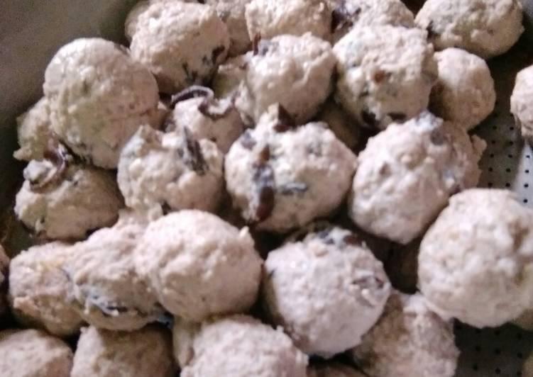 Bakso sehat tanpa tepung