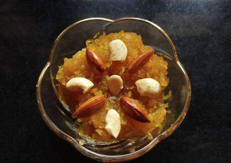 Simple Way to Make Ultimate Apple Halwa