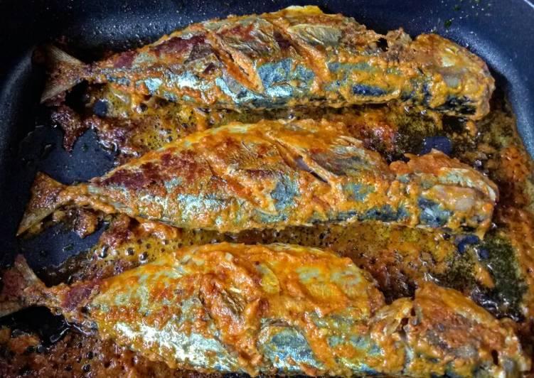 Ikan Bakar Teflon