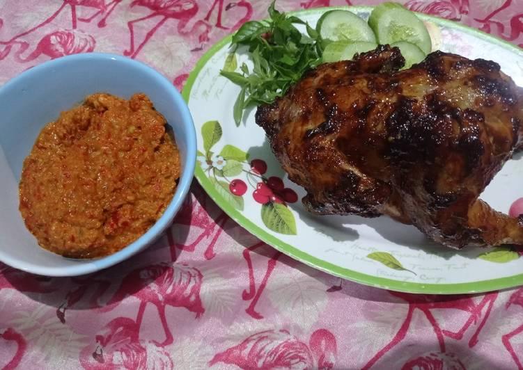 Ayam Panggang Asam Manis Guling Guling 🤣 - cookandrecipe.com