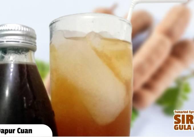 Sirup Gula Asem Segar dan Praktis (Ide Jualan Ramadhan dan Lebaran)