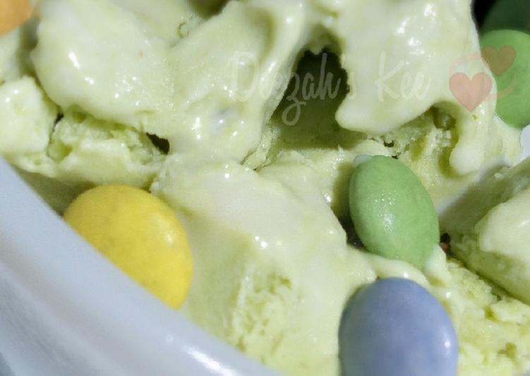 Recipe: Yummy Avocado Ice Cream
