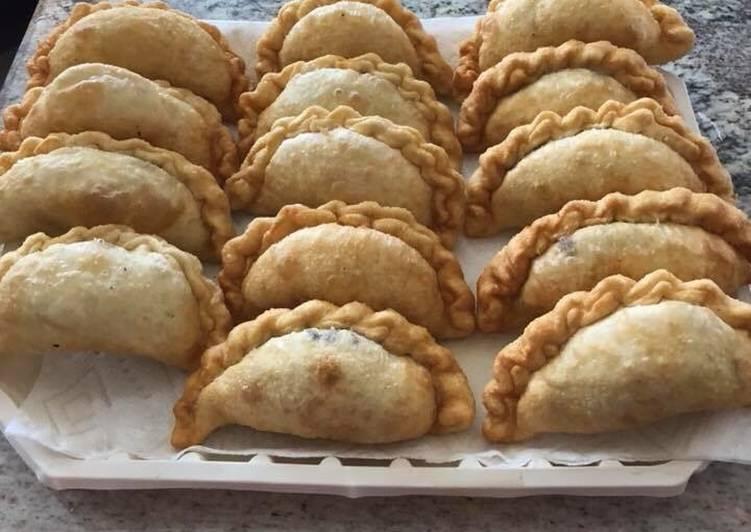 Empanadas de Huitlacoche