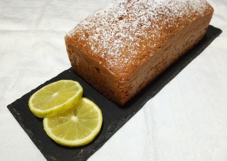 Recette Appétissante Cake au citron 🍋