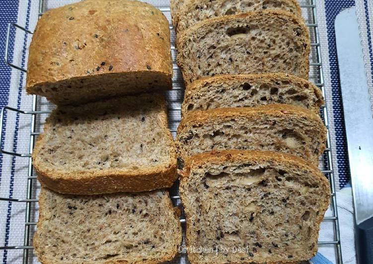Roti gandum sehat