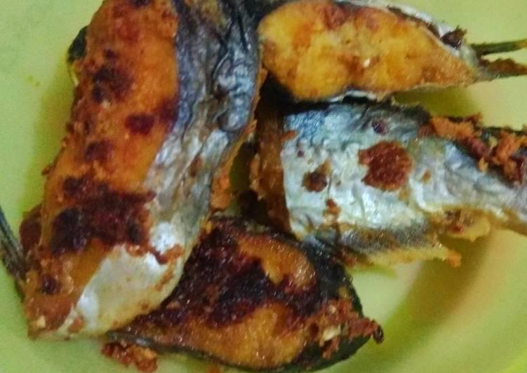 Resep Ikan Patin Goreng Bumbu Kuning oleh @schoene_lia - Cookpad