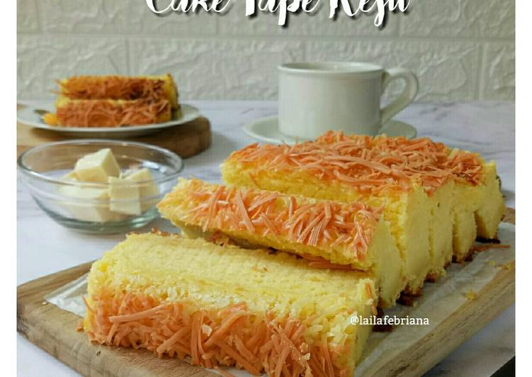 Cake Tape Keju