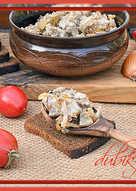 "Салат из баклажанов ""Ложный гриб"""