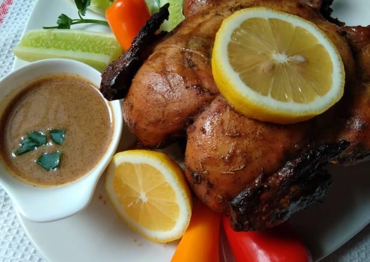 Buttermilk Roast WholeChicken ala Raffel's