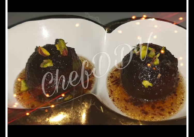 Recipe of Ultimate Mawa Gulab jamun