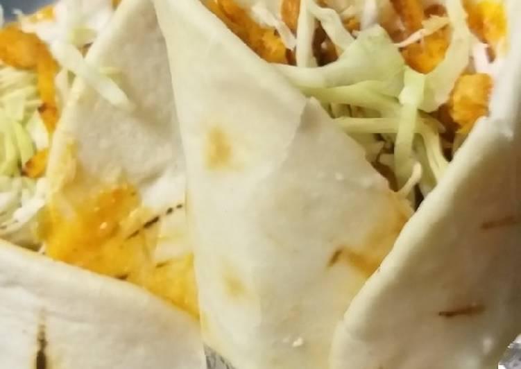 Steps to Make Speedy Chicken shawarma Quick 2cook