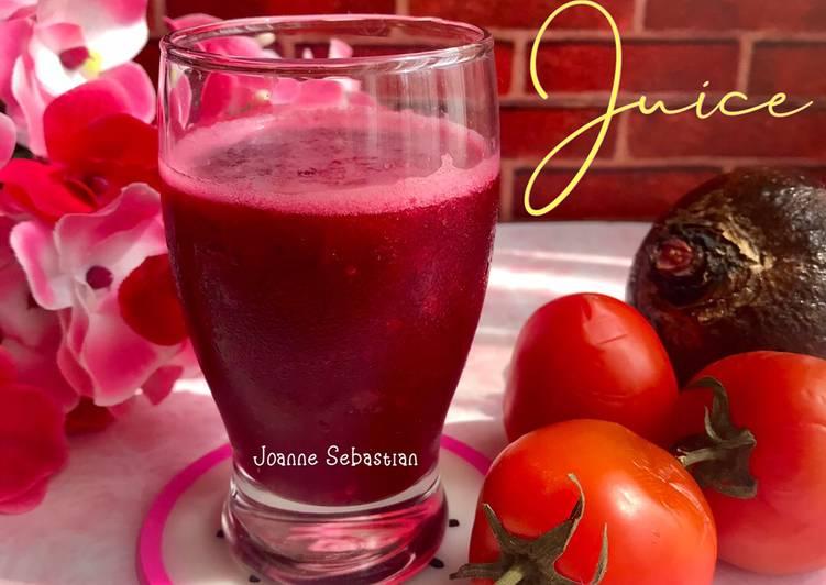 Tomato & Beetroot Juice