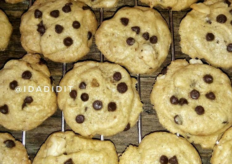 Good Time Cookies a.k.a Chocochip Cookies