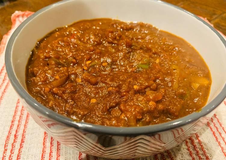 Onion and Tomato Soup