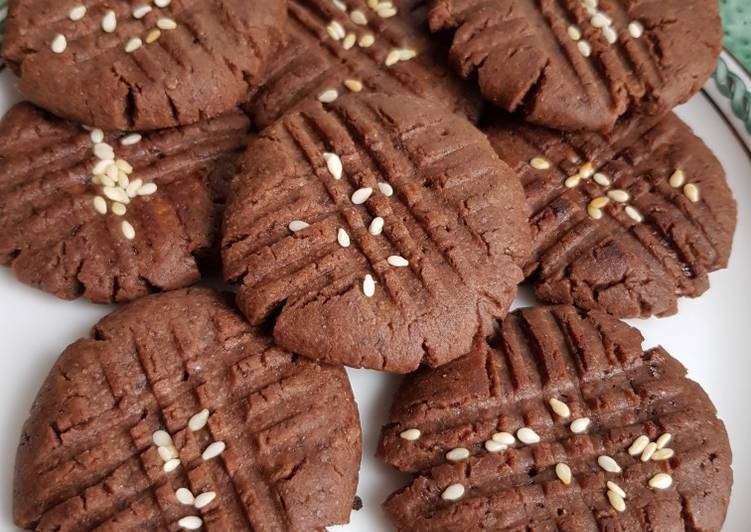 Resep Choco Cookies Simple Tanpa Oven dan Mixer Anti Gagal