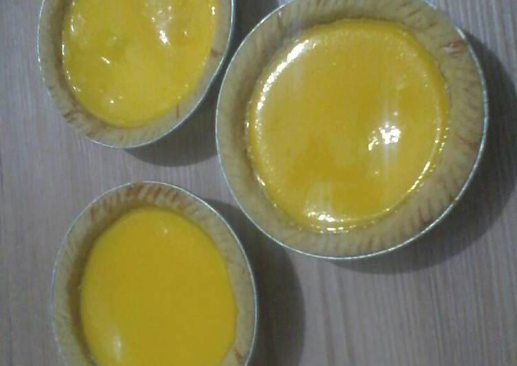 Resep Pie susu (kue lontar) Terbaik