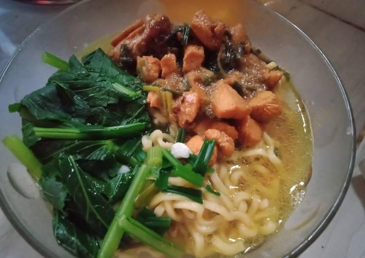 Resep Mie Ayam Homemade Yang Gampang Sedap