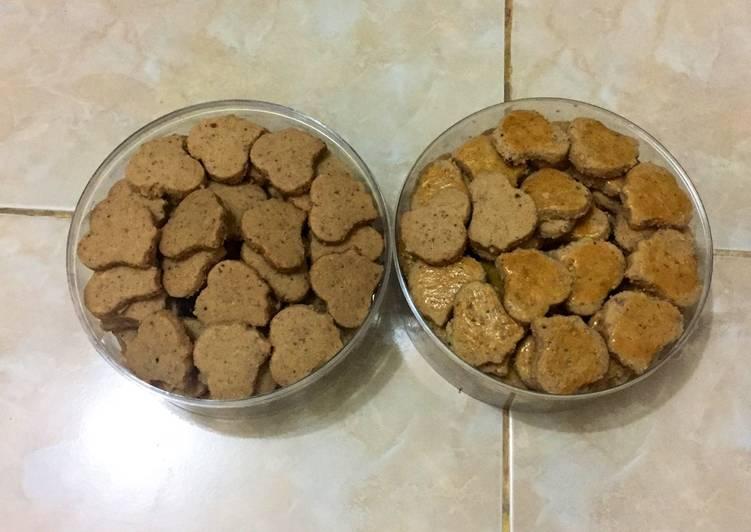 Kue kacang tanah - cookandrecipe.com