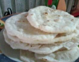 Pan tipo árabe sin gluten apto celíacos