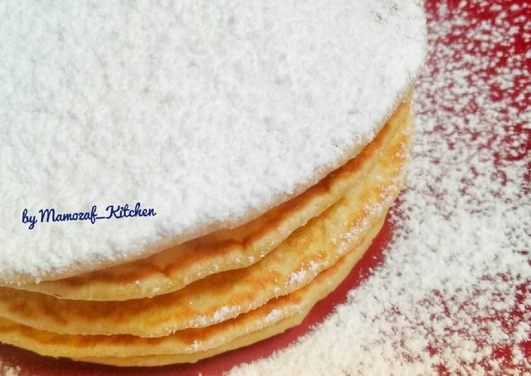 Resep Pancake Simple Bikin Laper