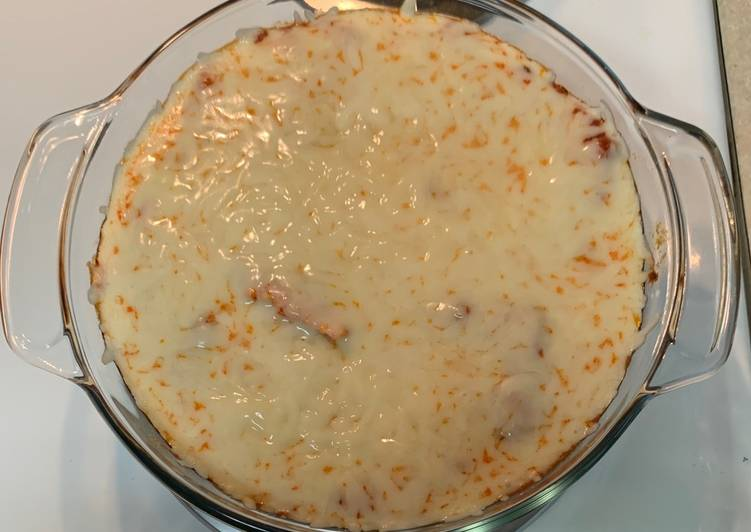 Baked Ravioli (Instant Pot)