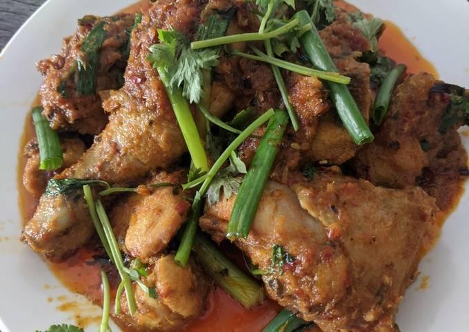 Ayam Masak Kapitan || Nyonya Kapitan Chicken Curry