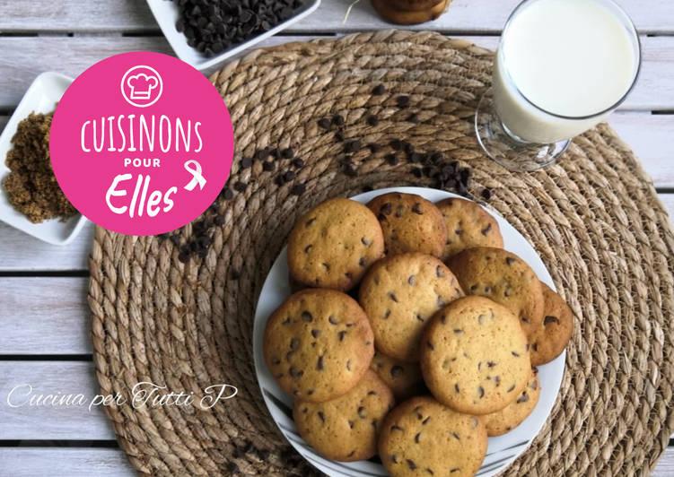 Cookies américains facile