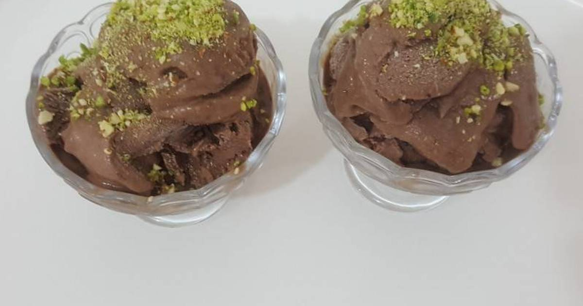طريقة عمل ايس كريم حليب 2 672 وصفة ايس كريم حليب سهلة وسريعة كوكباد