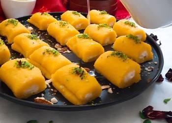 Easiest Way to Recipe Delicious Mango Halawet el jibn