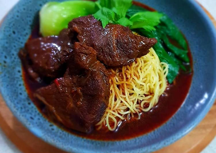 Taiwanese Beef Noodles Soup, Foods That Benefit Your Heart