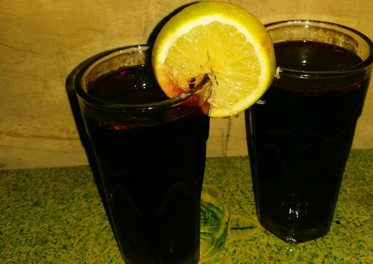 What is Dinner Easy Winter Lemon Zobo
