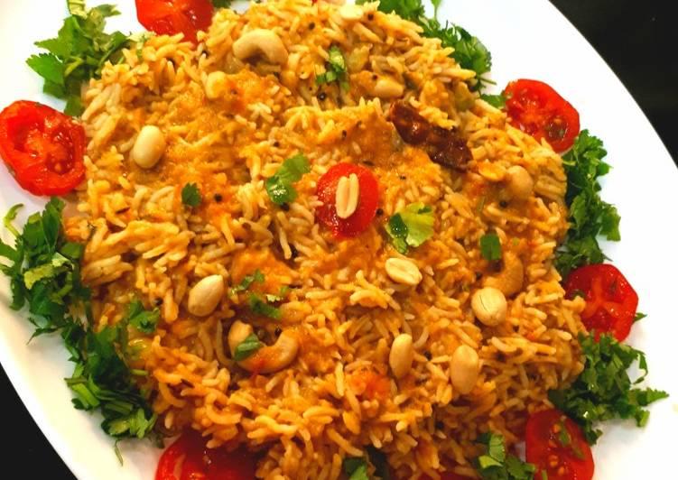 Easiest Way to Make Super Quick Homemade Shahi Biryani