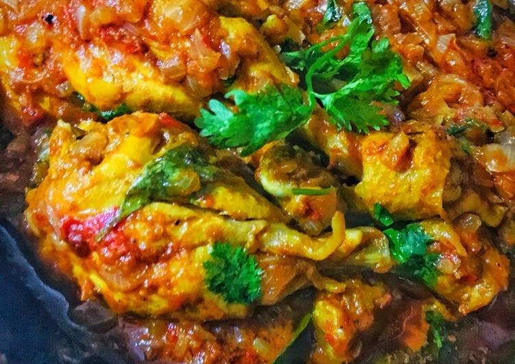 Chicken Tangdi Masala