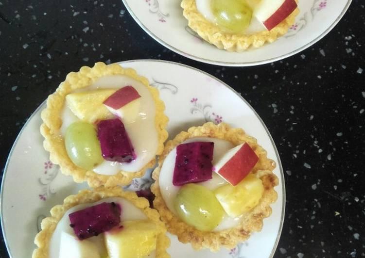 Resep Pie buah (fruit pie) Bikin Ngiler