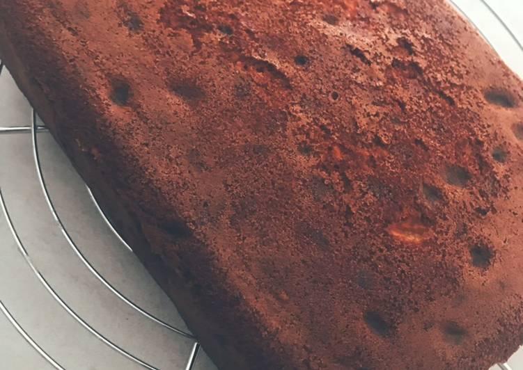 Recette: Gâteau pomme miel fruit sec🍯