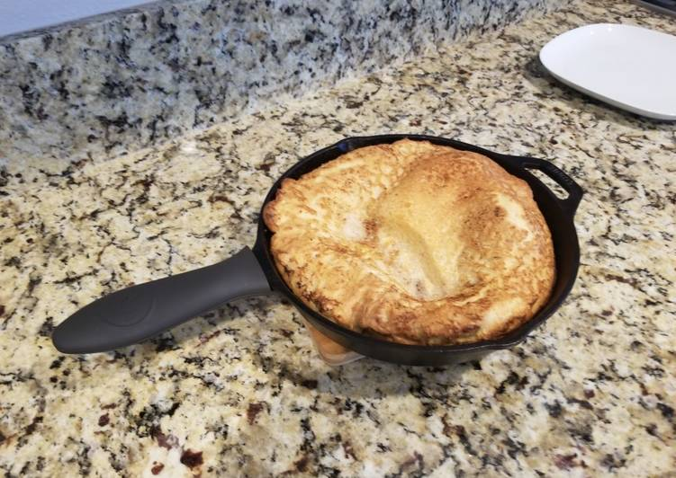 Recipe of Perfect Simple Dutch Baby