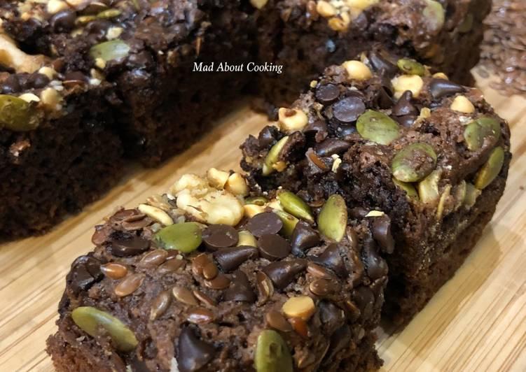 Recipe of Homemade Nuts Chocolate Brownie