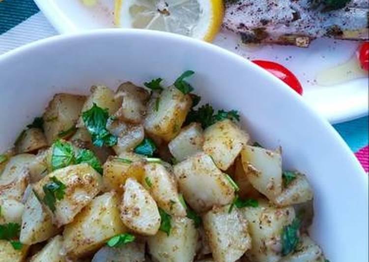 Pommes de terre à la Marocaine🥔☀