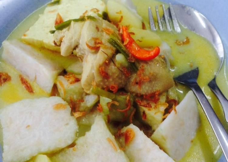Kare Ayam (Rice Cooker)