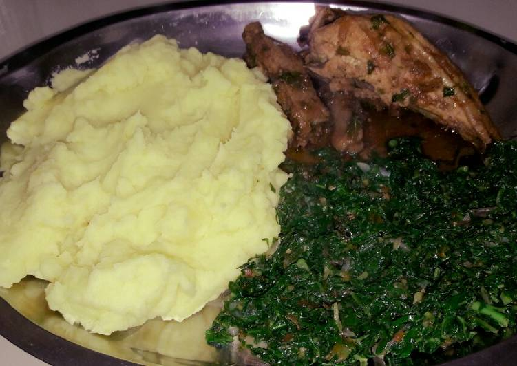Easiest Way to Prepare Most Popular Mashed potatoes