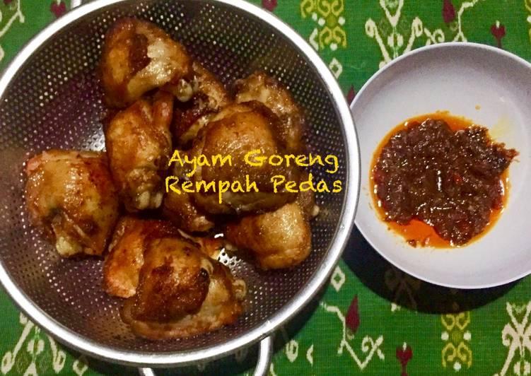 Ayam Goreng Rempah Pedas