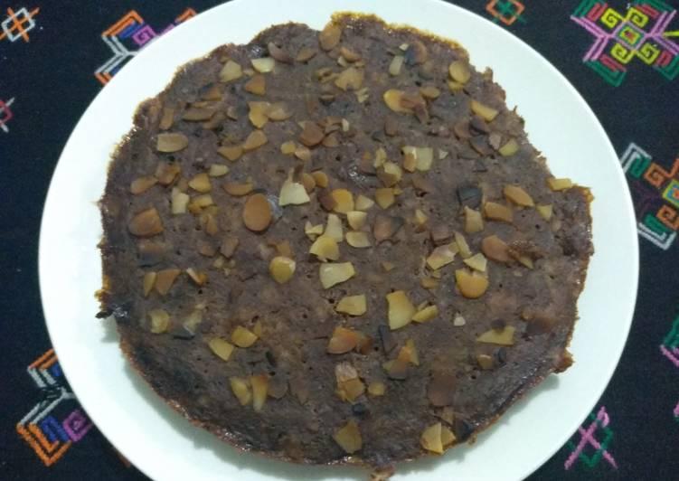 Brownies Pisang Diet