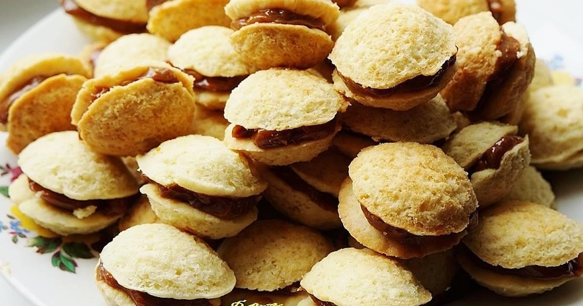 печенье из вареной сгущенки рецепт с фото мнению
