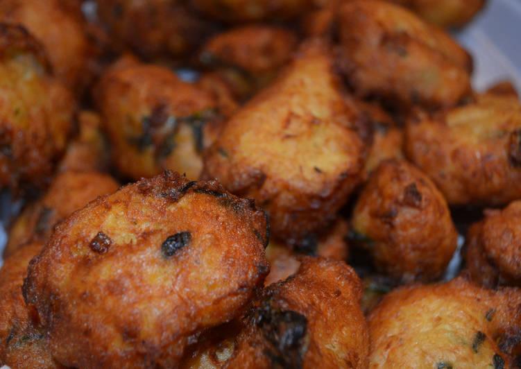 La Meilleur Recette De Bolinhos de Bacalhau (accras de morue portugais)