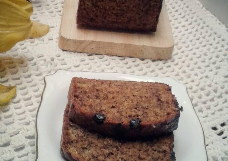 Banana moist choclate cake