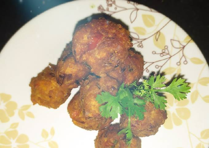 Steps to Prepare Perfect Veggie kofta
