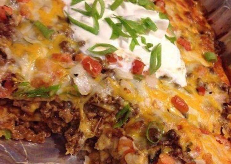 Best taco lasagna