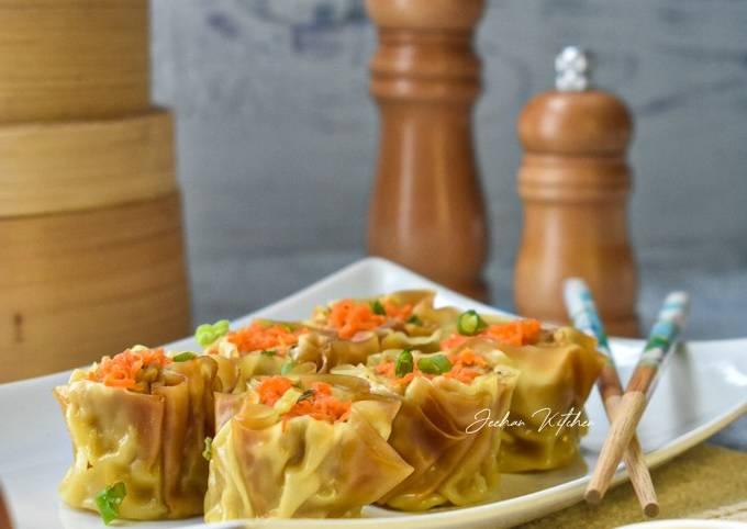 Shu Mai Ayam Sayur