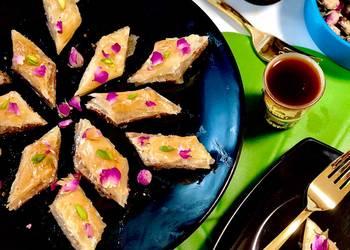 How to Prepare Tasty Filo Pastry Baklava