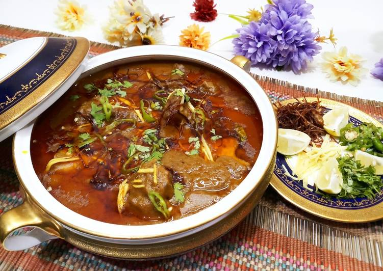 Recipe: Yummy Beef Nihari